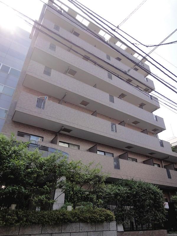 日神パレステージ新宿御苑外観写真