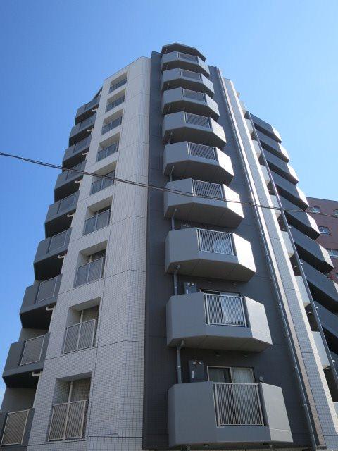 (仮称)平塚市マンション外観写真
