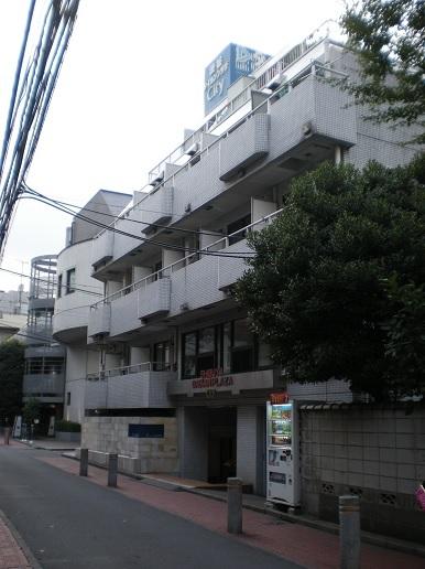 渋谷ダイカンプラザシティ外観写真