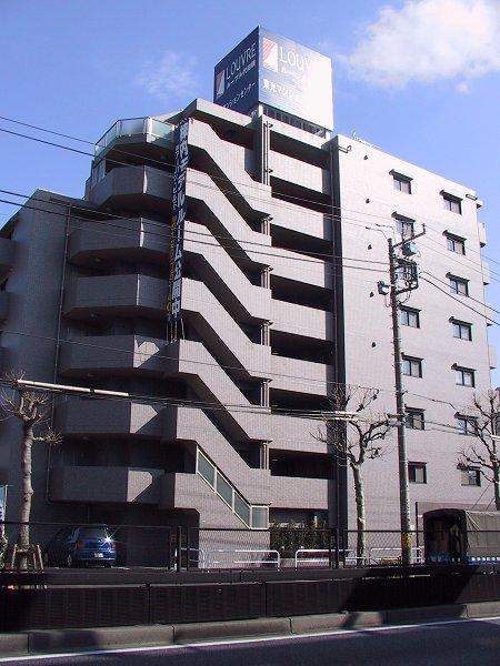 ルーブル代田橋外観写真