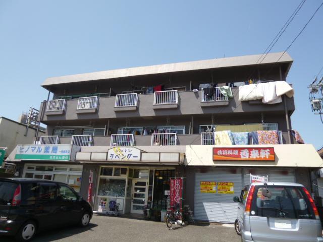 西川マンション外観写真