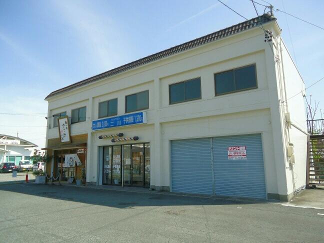 大脇町住居付店舗外観写真