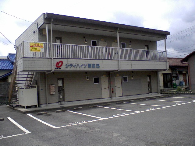 シティハイツ前田B外観写真