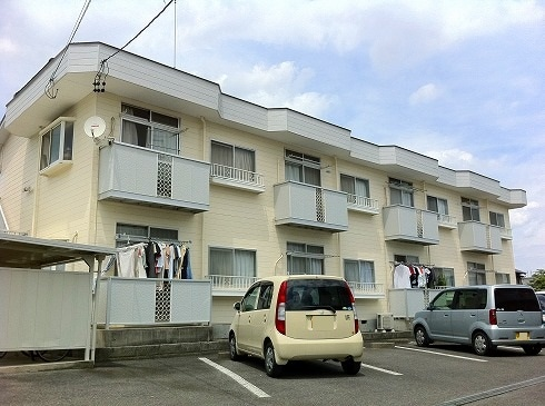 エルディム東加茂B外観写真
