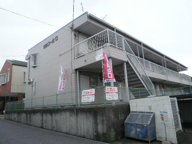 朝日コーポC外観写真