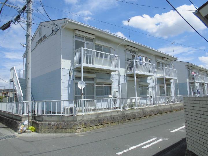コーポ秋田A外観写真