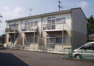 ハイツ新田B外観写真