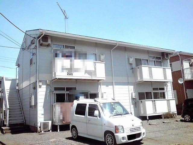 ヒルトップ角田外観写真