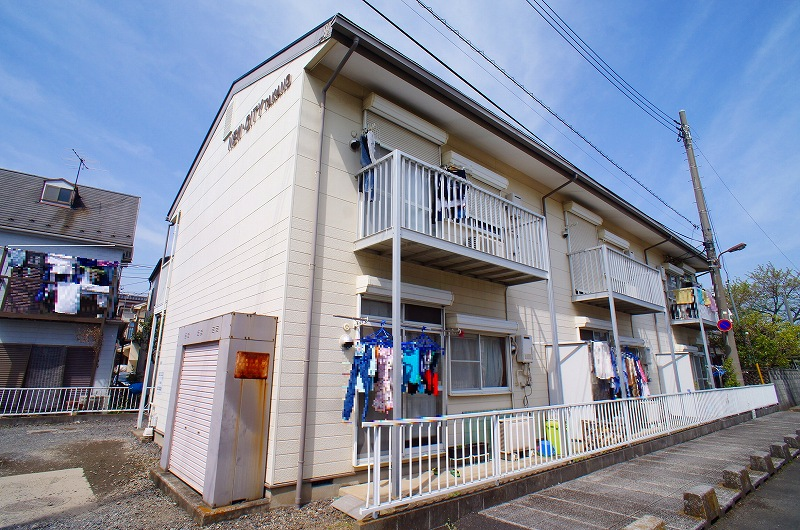 NEW・CITY TAKANO外観写真