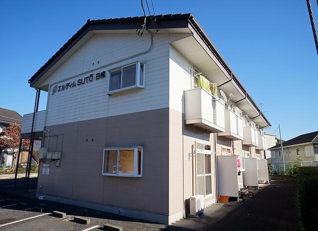 エルディムSUTO B外観写真