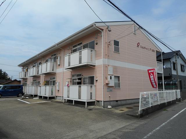 ジュピターメゾン下川田B外観写真