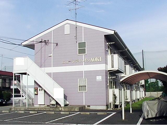 ニュ-シティハイツAOKI外観写真