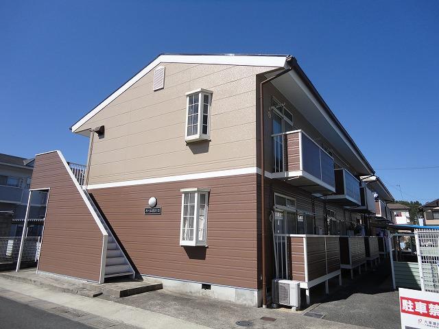 カーム石川B外観写真