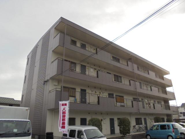 サンパーク勝川外観写真