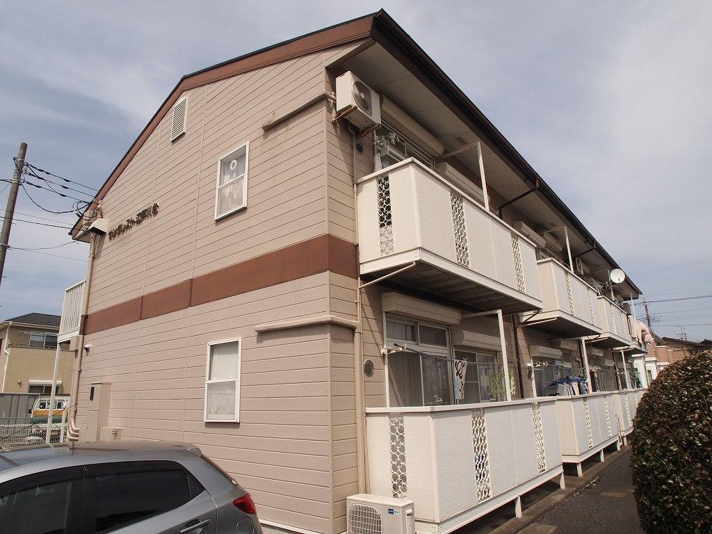 サンクレスト江戸川台外観写真
