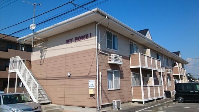my・home Ⅰ外観写真