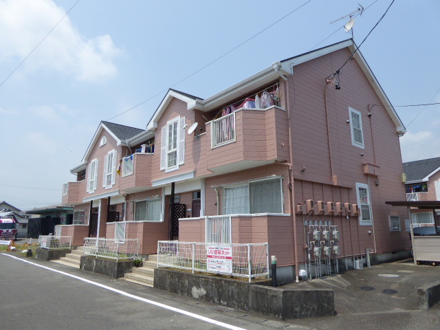 クレスト-ルHORIKAWAA外観写真