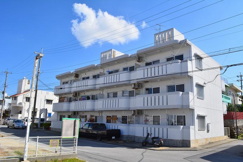 盛島マンション1外観写真