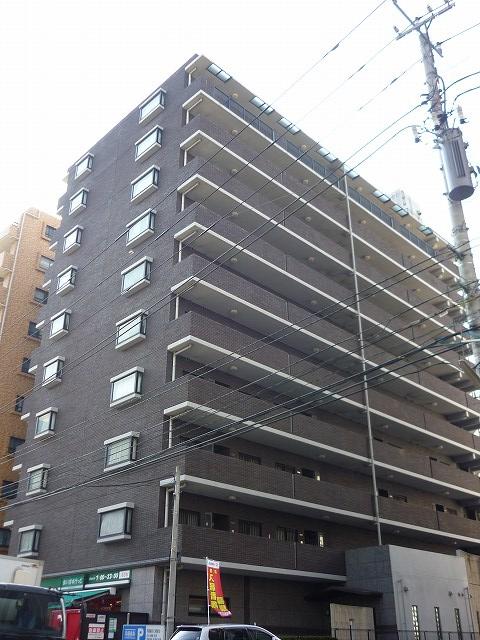 プリマヴェ-ラ新横浜外観写真