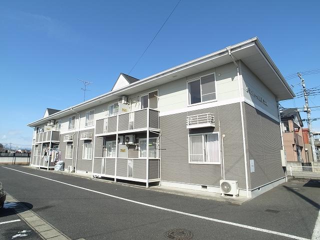 グランドゥール山川弐番館外観写真