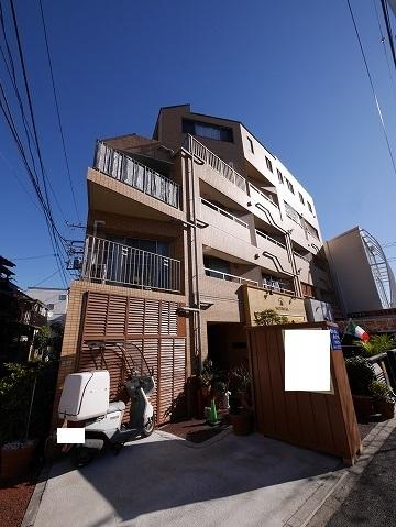 ベントーレ・三宿外観写真