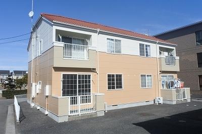 昭和町ビューティフル外観写真