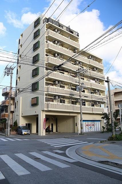 アビタシオンTAKE松山外観写真