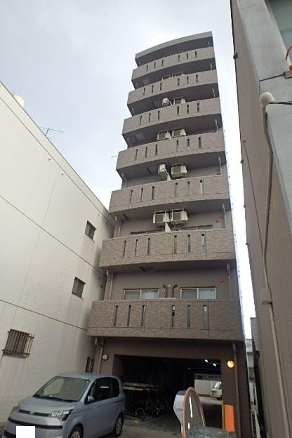 クラウザン徳川外観写真