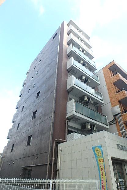 ラッフィナート黒川外観写真