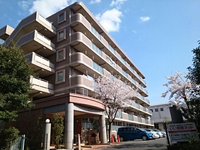 コンフォーティア東戸塚外観写真