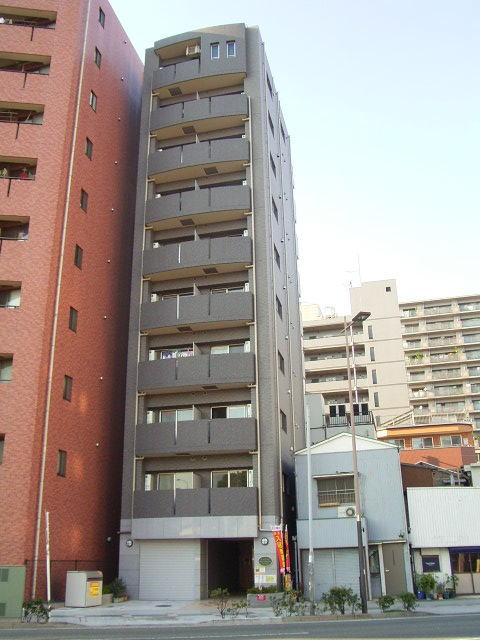 アブリル横濱外観写真