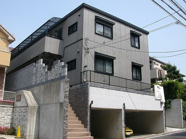 ビリーヴヒル壱番舘外観写真