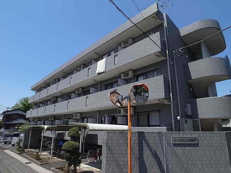 コートピレリ北松戸外観写真