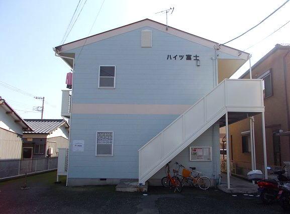 ハイツ富士外観写真