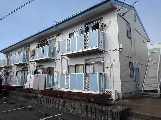 センタ-コ-ト広見台外観写真