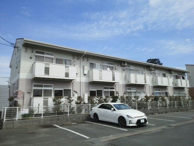 ガーデンハイム上川B棟外観写真