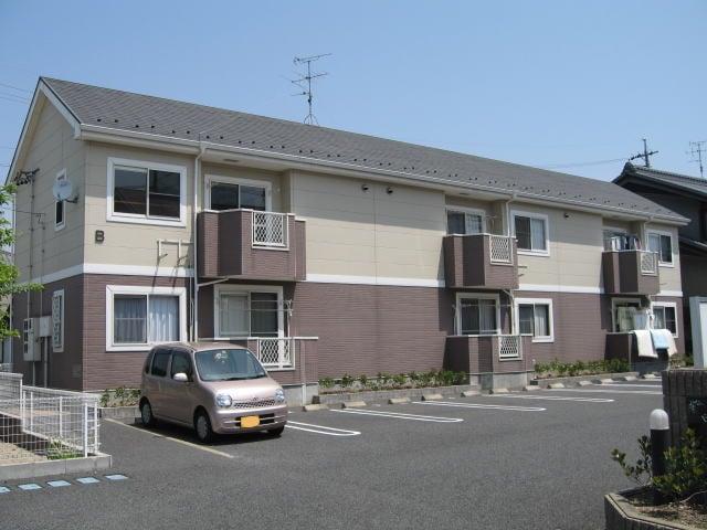 エステート川島B外観写真