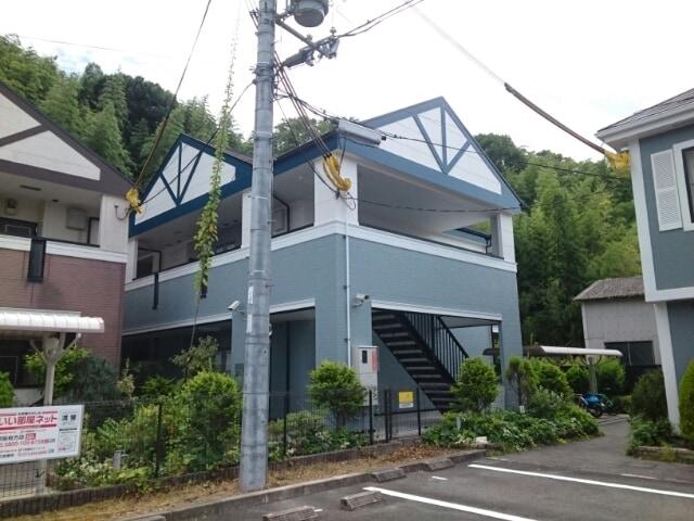 グリ-ンピア中川Ⅱ号館外観写真