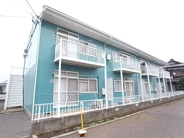 シティハイツ駒木台外観写真