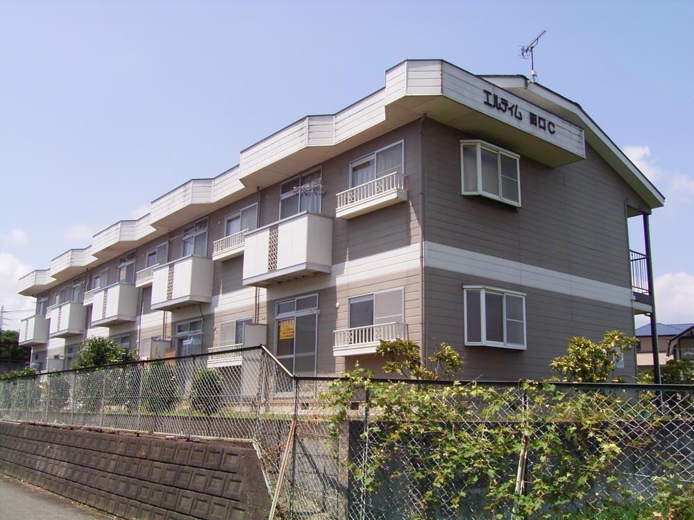 エルディム田口C外観写真