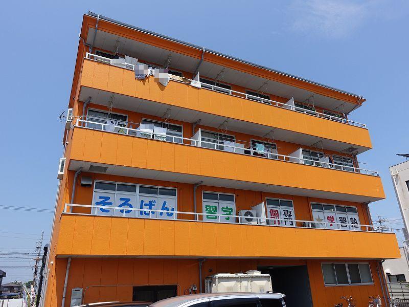 メゾンNAWA外観写真
