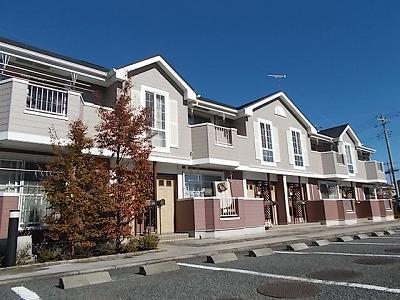 ジェンテ弐番館外観写真