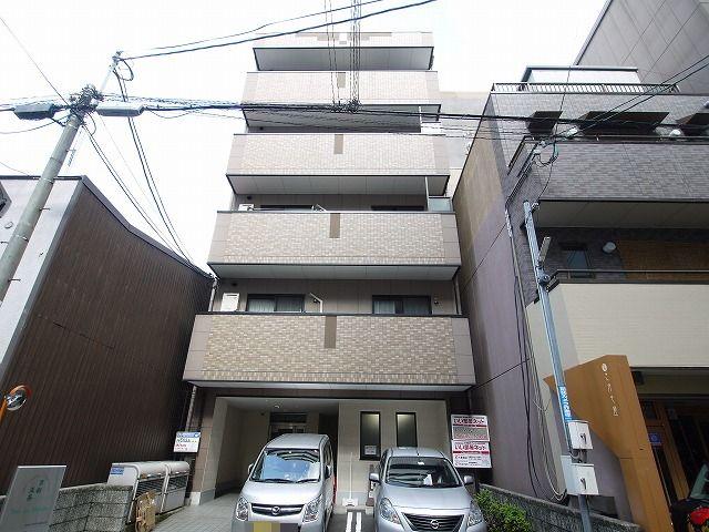 トゥ-・ル・モンド京都五条外観写真