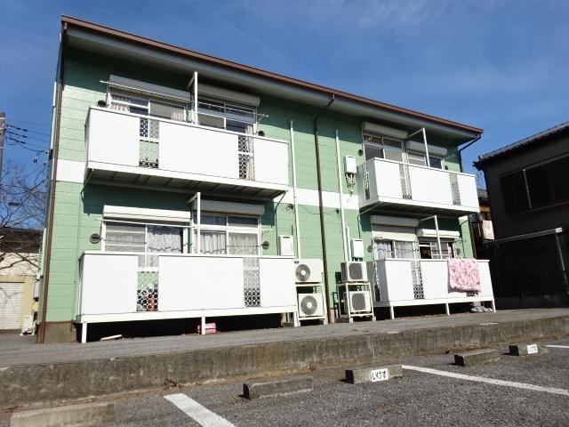 レジデンス名戸ケ谷外観写真