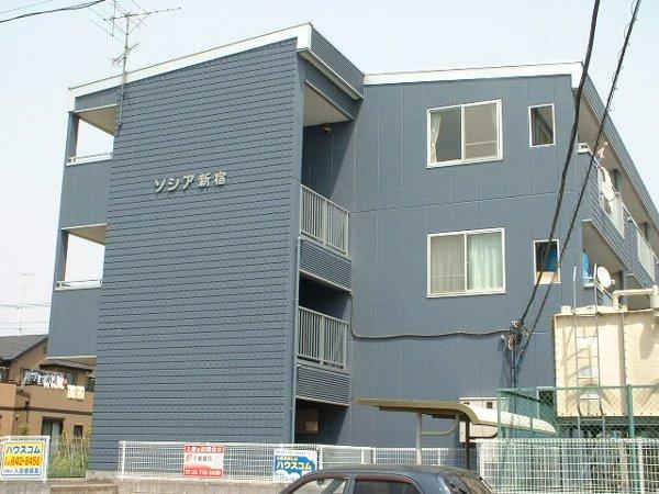 ソシア新宿外観写真