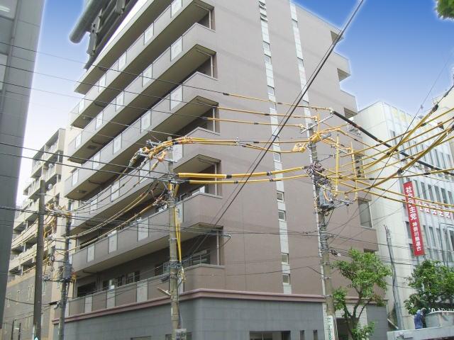 ノーブル・コーケ・横浜外観写真