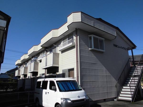 前田ビューハイツⅡ外観写真