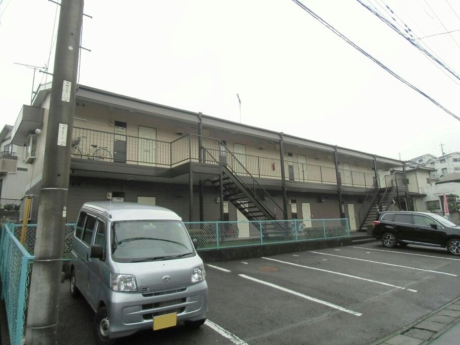 エルディム山田外観写真
