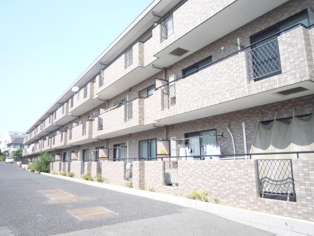ルシエール飯山満壱番館外観写真