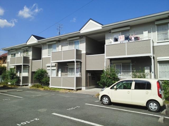 ヒルサイド幸水 弐番館外観写真